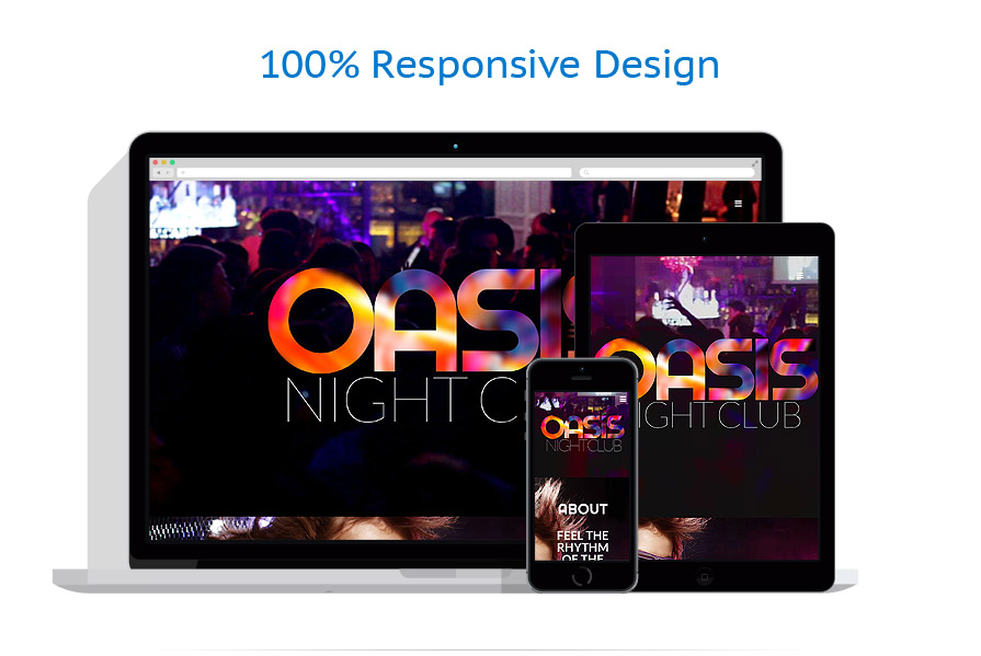 Modèles HTML5 Boîte de Nuit #53412