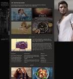 Art & Photography Website  Template 53418
