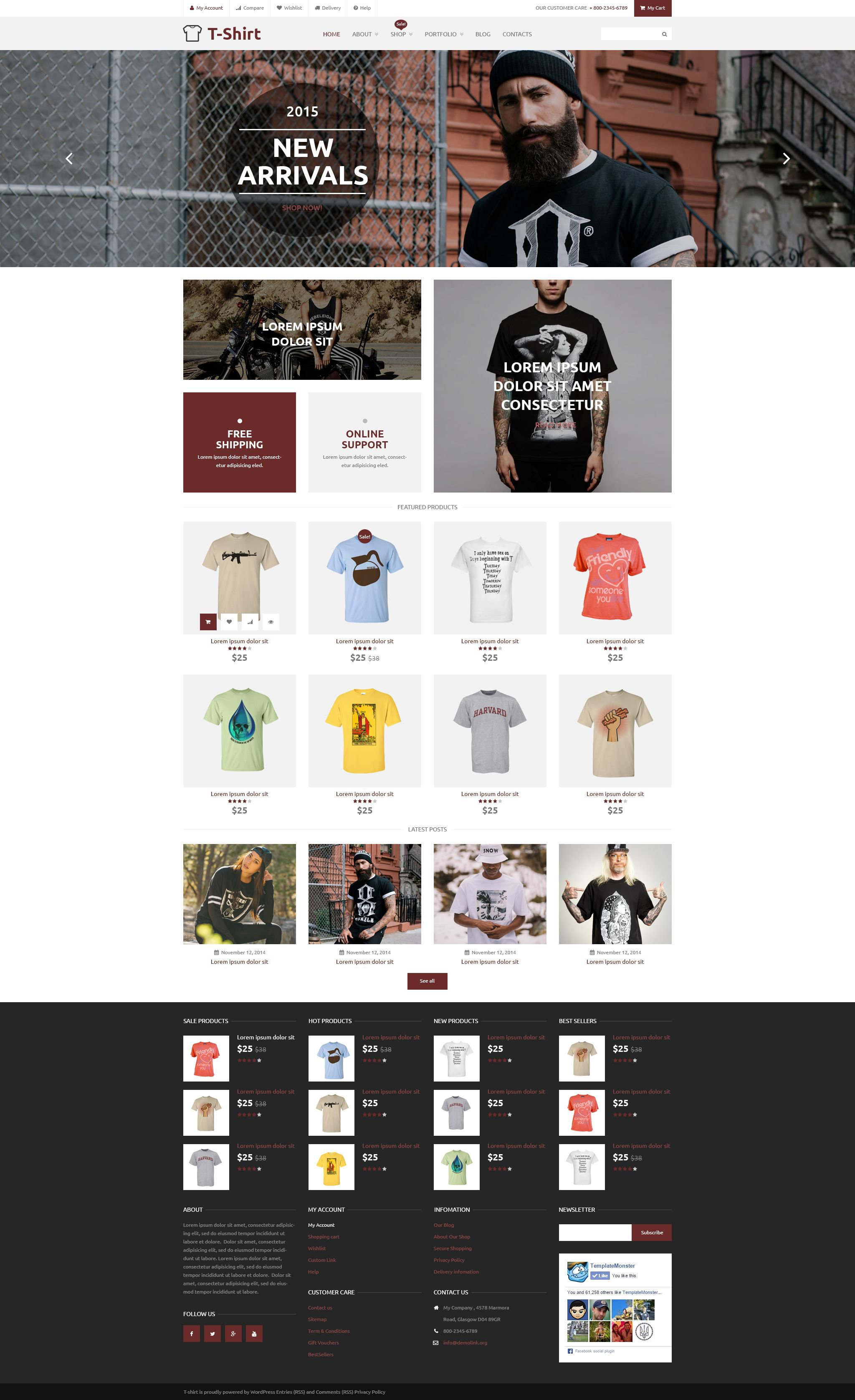 The T-shirts Clothes Online Shop WooCommerce Design 53419, one of the best WooCommerce themes of its kind (wedding, most popular), also known as t-shirts clothes online shop WooCommerce template, fashion WooCommerce template, pant WooCommerce template, sweatshirt WooCommerce template, belt WooCommerce template, accessory WooCommerce template, denim WooCommerce template, outwear WooCommerce template, pajama WooCommerce template, robe WooCommerce template, sweater WooCommerce template, suit WooCommerce template, short WooCommerce template, underwear WooCommerce template, socks WooCommerce template, wallet WooCommerce template, t-shirt WooCommerce template, jeans WooCommerce template, jacket WooCommerce template, pullover WooCommerce template, swimsuit WooCommerce template, thong WooCommerce template, coverall WooCommerce template, bag WooCommerce template, shoes WooCommerce template, dress WooCommerce template, tie WooCommerce template, brassier WooCommerce template, prices WooCommerce template, eye WooCommerce template, wear WooCommerce template, perfumes and related with t-shirts clothes online shop, fashion, pant, sweatshirt, belt, accessory, denim, outwear, pajama, robe, sweater, suit, short, underwear, socks, wallet, t-shirt, jeans, jacket, pullover, swimsuit, thong, coverall, bag, shoes, dress, tie, brassier, prices, eye, wear, perfumes, etc.