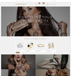 Jewelry WooCommerce Template 53421