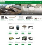 Furniture Magento Template 53424