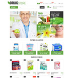 Medical Shopify Template 53439