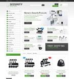 Security PrestaShop Template 53441