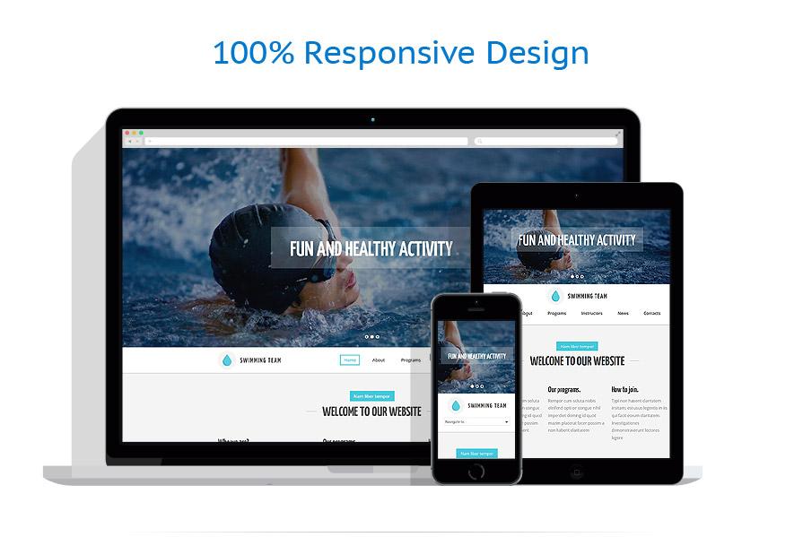 Modèles HTML5 Sport #53446