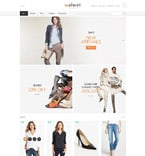 Fashion OpenCart  Template 53449