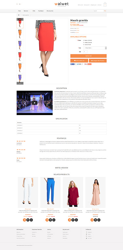 ADOBE Photoshop Template 53449 Home Page Screenshot