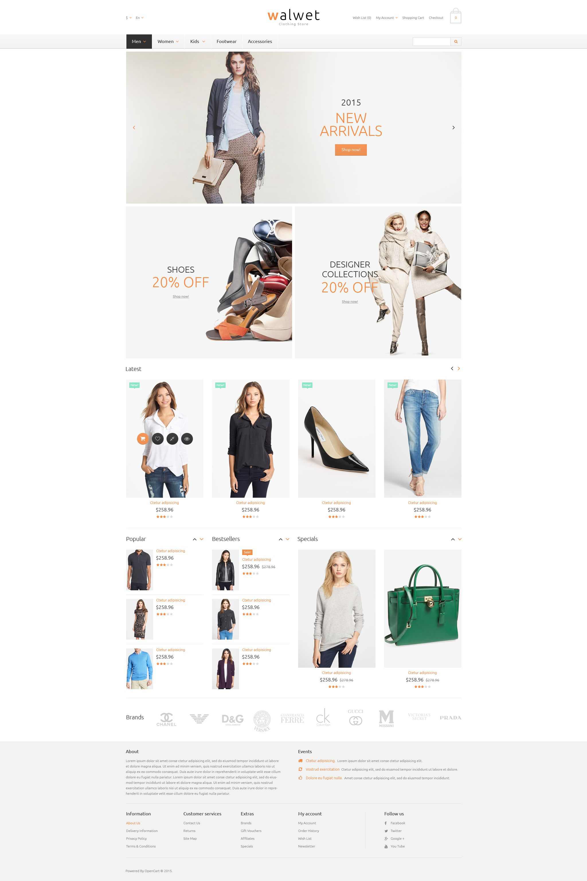 The Walwet Clothes OpenCart Design 53449, one of the best OpenCart templates of its kind (fashion, most popular), also known as walwet clothes OpenCart template, wear OpenCart template, clothing OpenCart template, apparel OpenCart template, work OpenCart template, shoes OpenCart template, gloves OpenCart template, wear OpenCart template, Safety Boots WEAR footwear OpenCart template, shirts OpenCart template, protective OpenCart template, goggles OpenCart template, protective OpenCart template, eyewear and related with walwet clothes, wear, clothing, apparel, work, shoes, gloves, wear, Safety Boots WEAR footwear, shirts, protective, goggles, protective, eyewear, etc.