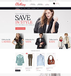 Fashion OpenCart  Template 53451