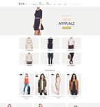 Fashion Magento Template 53452