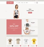 Fashion VirtueMart  Template 53456
