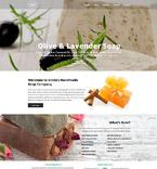 Beauty Website  Template 53457