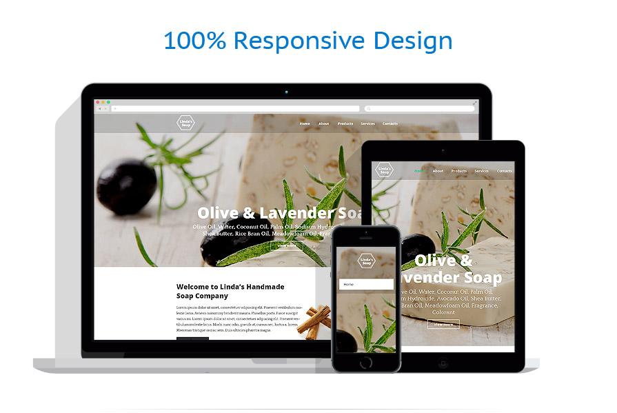 Modèles HTML5 Beauté #53457