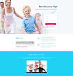 Landing Page  Template 53459