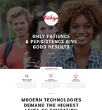 Education Landing Page  Template 53461