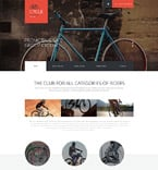 Sport Website  Template 53468