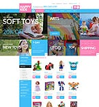 Entertainment ZenCart  Template 53479