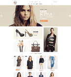 Fashion PrestaShop Template 53483