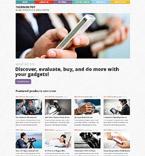 Electronics WordPress Template 53488