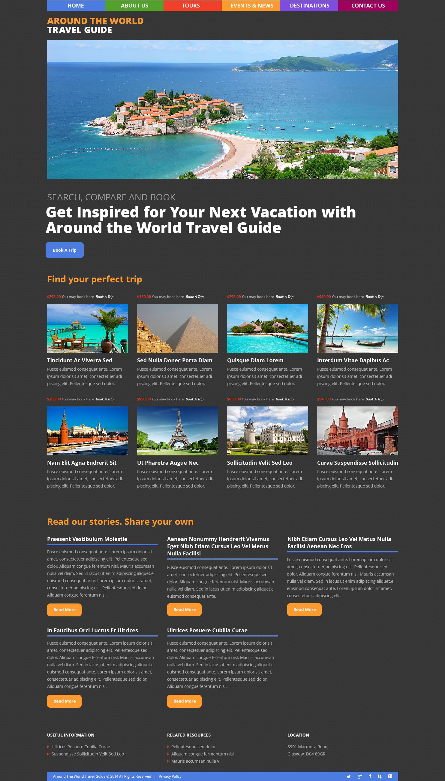 The Travel Agency WordPress Design 53489, one of the best WordPress themes of its kind (travel, most popular), also known as travel agency WordPress template, compass WordPress template, tour country WordPress template, resort WordPress template, spa WordPress template, flight hotel WordPress template, car WordPress template, rental WordPress template, cruise WordPress template, sights WordPress template, reservation WordPress template, location WordPress template, authorization WordPress template, ticket WordPress template, guide WordPress template, beach WordPress template, sea WordPress template, relaxation WordPress template, recreation WordPress template, impression WordPress template, air WordPress template, liner WordPress template, traveling WordPress template, apartment WordPress template, vacation WordPress template, rest WordPress template, comfort WordPress template, destination WordPress template, explorat and related with travel agency, compass, tour country, resort, spa, flight hotel, car, rental, cruise, sights, reservation, location, authorization, ticket, guide, beach, sea, relaxation, recreation, impression, air, liner, traveling, apartment, vacation, rest, comfort, destination, explorat, etc.