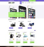 Electronics Shopify Template 53497