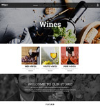 Food & Drink OpenCart  Template 53499