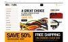 Адаптивный OpenCart шаблон №53404 на тему магазин электроники New Screenshots BIG
