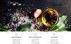 Адаптивный WooCommerce шаблон №53423 на тему магазин специй New Screenshots BIG