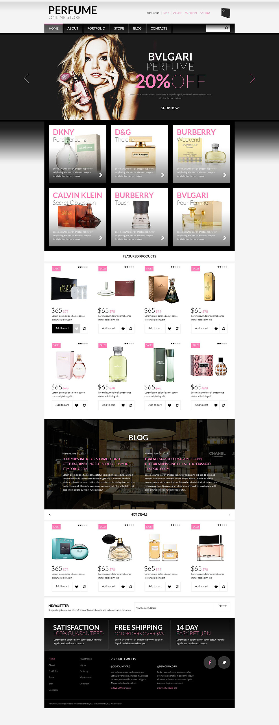 Beauty Supplies WooCommerce Theme New Screenshots BIG