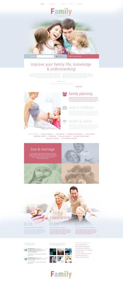 23 best family joomla templates