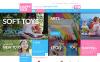 """""""Modèle ZenCart gratuit pour magasin de jouets"""" thème Zen Cart  New Screenshots BIG"""