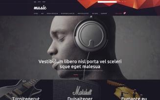 Music Store PrestaShop Theme