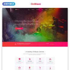 music review template