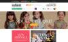 "PrestaShop шаблон ""Магазин одежды для младенцев"" New Screenshots BIG"