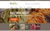 Responsive Online Grocery Zencart Şablon New Screenshots BIG