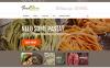 Responzivní ZenCart šablona na téma Obchod s potravinami New Screenshots BIG