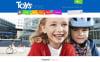 Reszponzív Fun Toys Shop Shopify sablon New Screenshots BIG