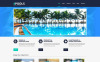 Tema De WordPress Responsive para Sitio de  para Sitios de Piscinas New Screenshots BIG