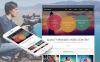 Premium Moto CMS HTML-mall för videolabb New Screenshots BIG