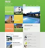 Architecture Moto CMS HTML  Template 53524