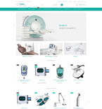 Medical Magento Template 53530
