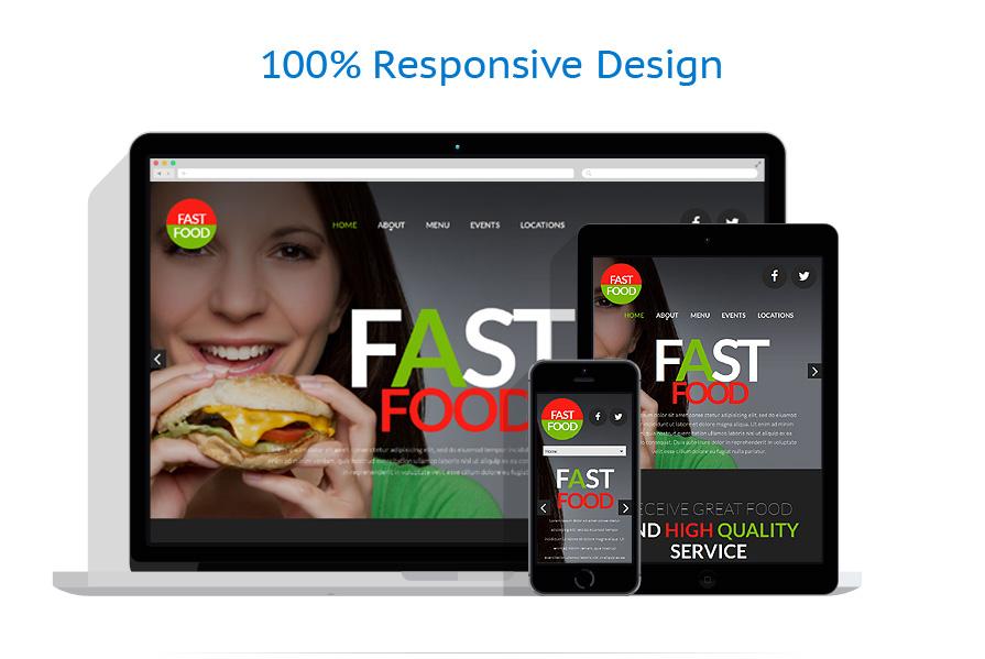 Modèles HTML5 Café et Restaurant #53532