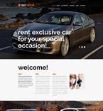 Cars Joomla  Template 53548