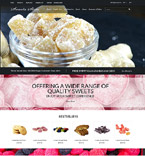 Food & Drink OpenCart  Template 53553