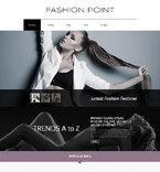 Fashion Drupal  Template 53557