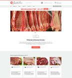Agriculture Drupal  Template 53558