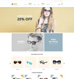 Fashion Shopify Template 53568