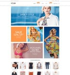 Fashion Shopify Template 53569