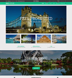 Travel Shopify Template 53571
