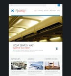 Travel Website  Template 53574