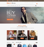 Fashion PrestaShop Template 53577